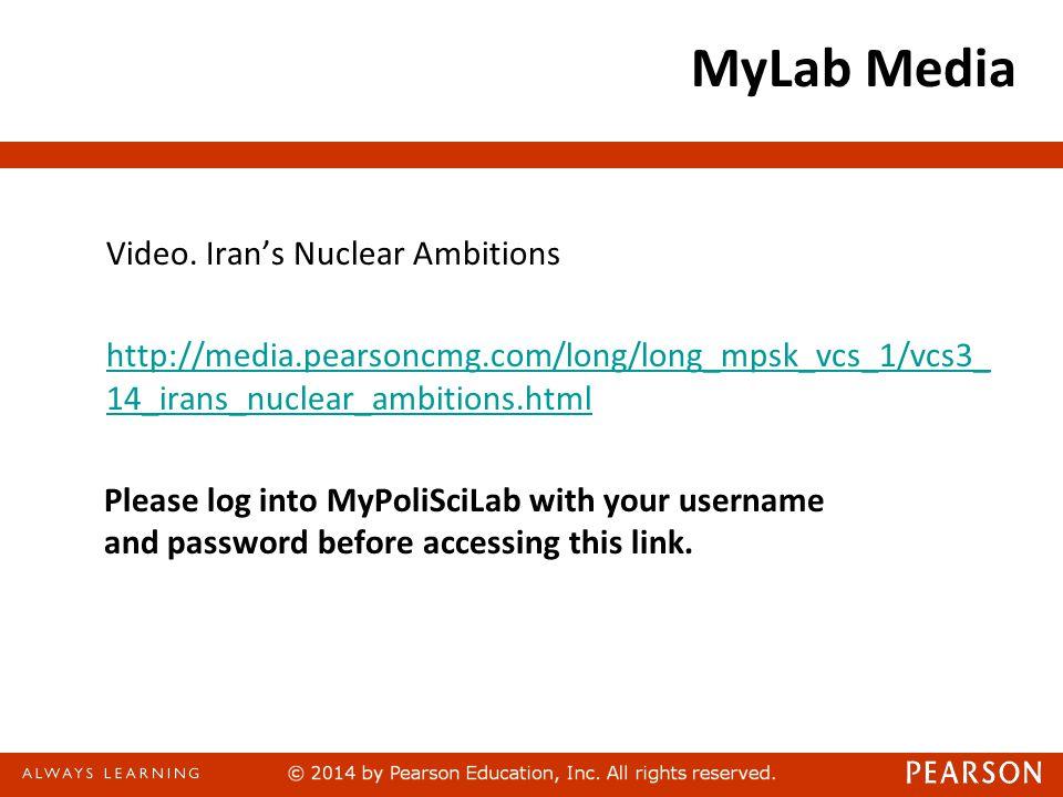 MyLab Media Video.
