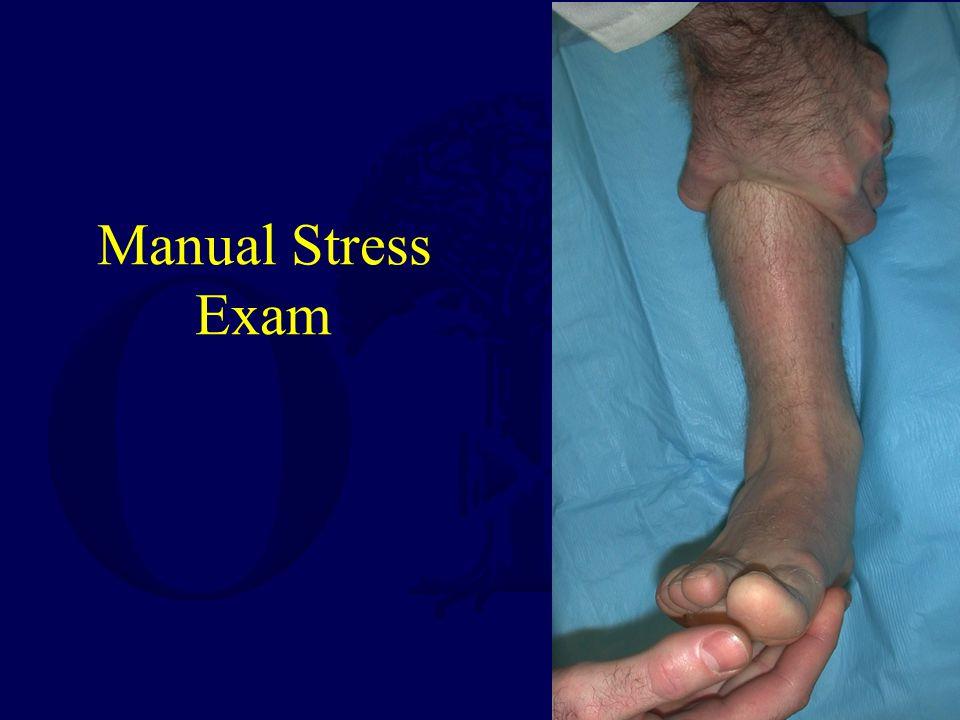 Manual Stress Exam