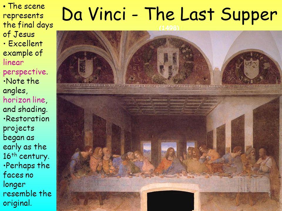 Da Vinci's Flying Machine Sketches