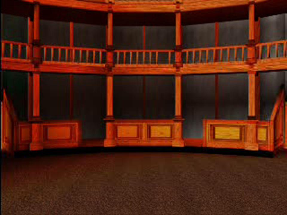 Globe Theater – Interior