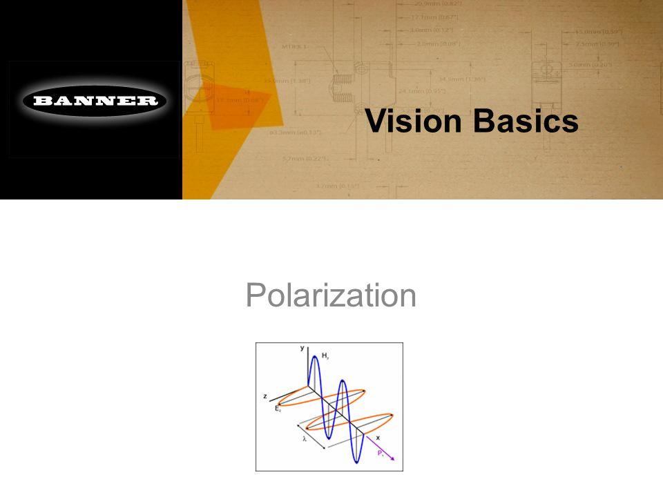 Vision Basics Polarization