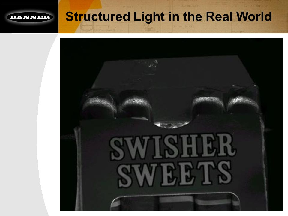 Structured Light in the Real World