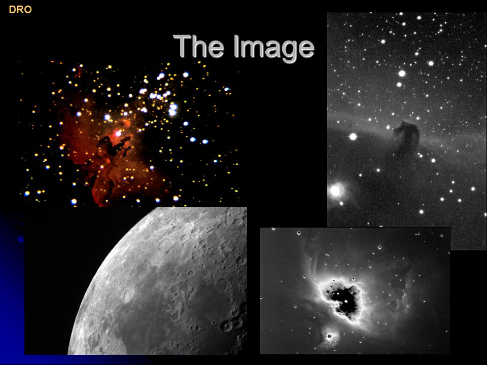 The Image DRO
