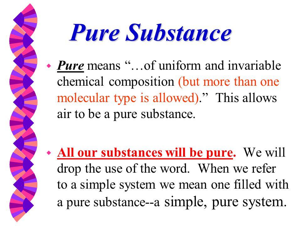 Ideal gas law is a simple equation of state R u = universal gas constant = 8.3144 (kPa-m 3 )/(kgmol-K) = 1.545 (ft-lbf)/(lbmol-R)