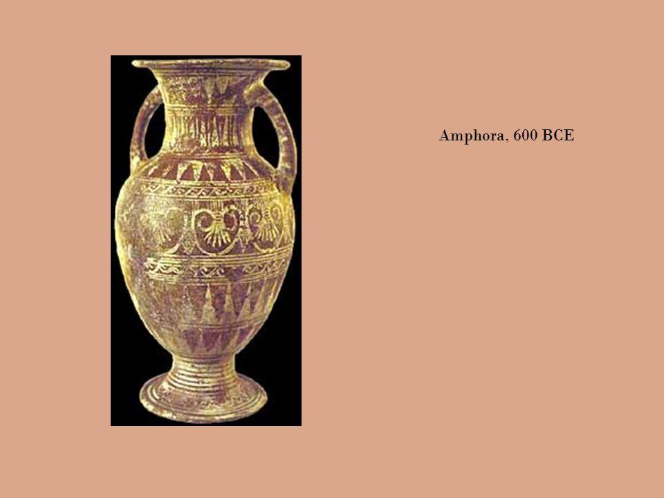 Amphora, 600 BCE