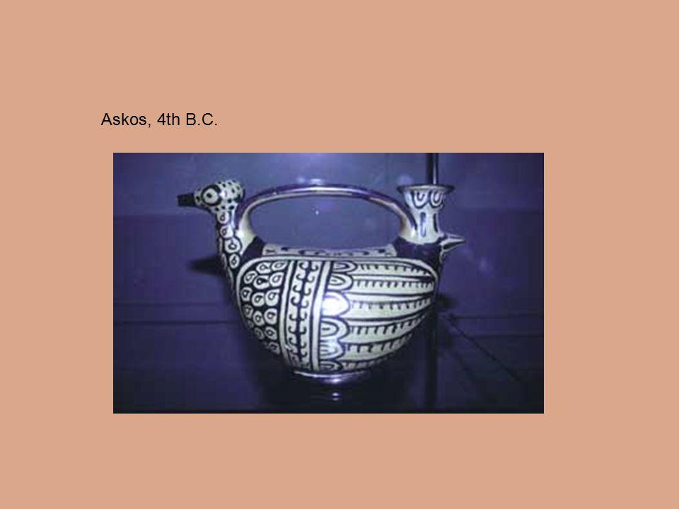 Askos, 4th B.C.