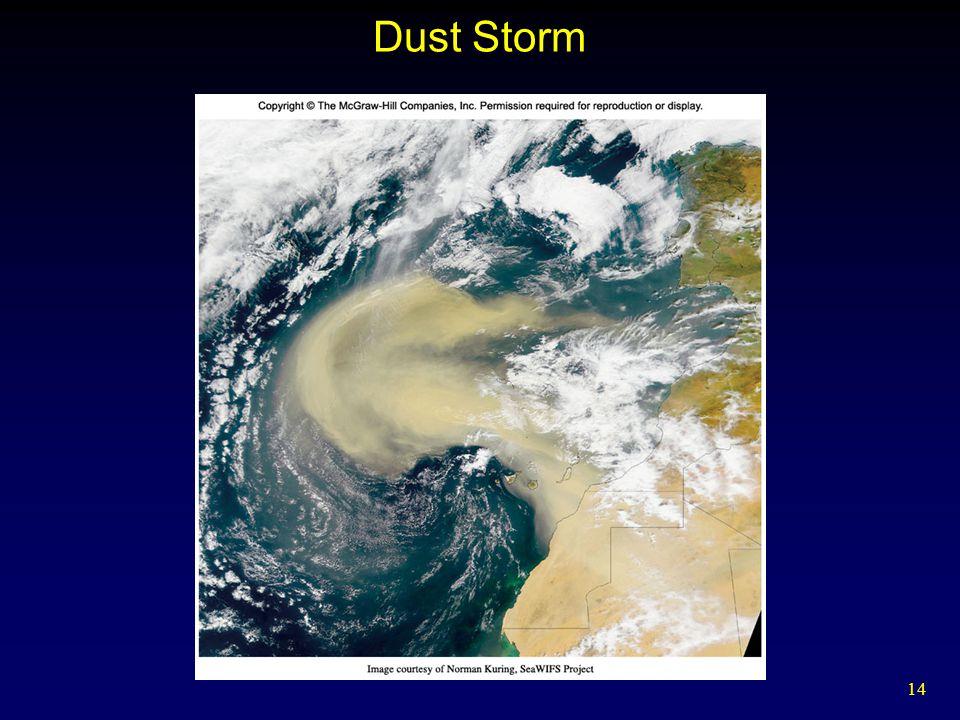 14 Dust Storm