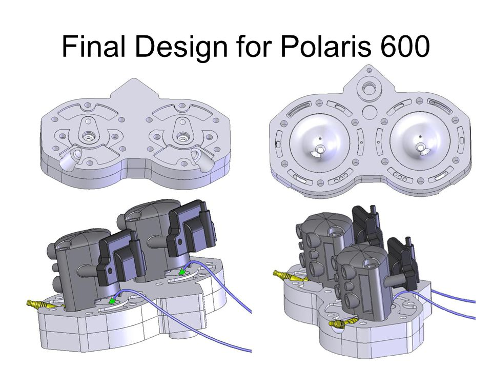 Final Design for Polaris 600