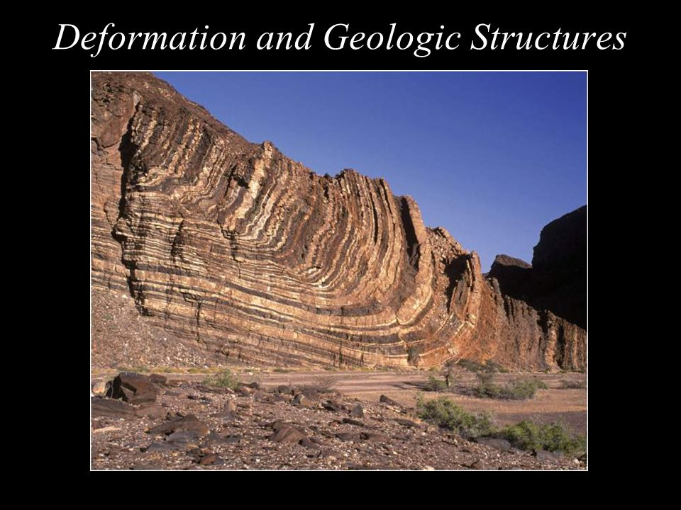 Structural Geology Structural geology is the study of the three-dimensional distribution of rock units with respect to their deformational histories.