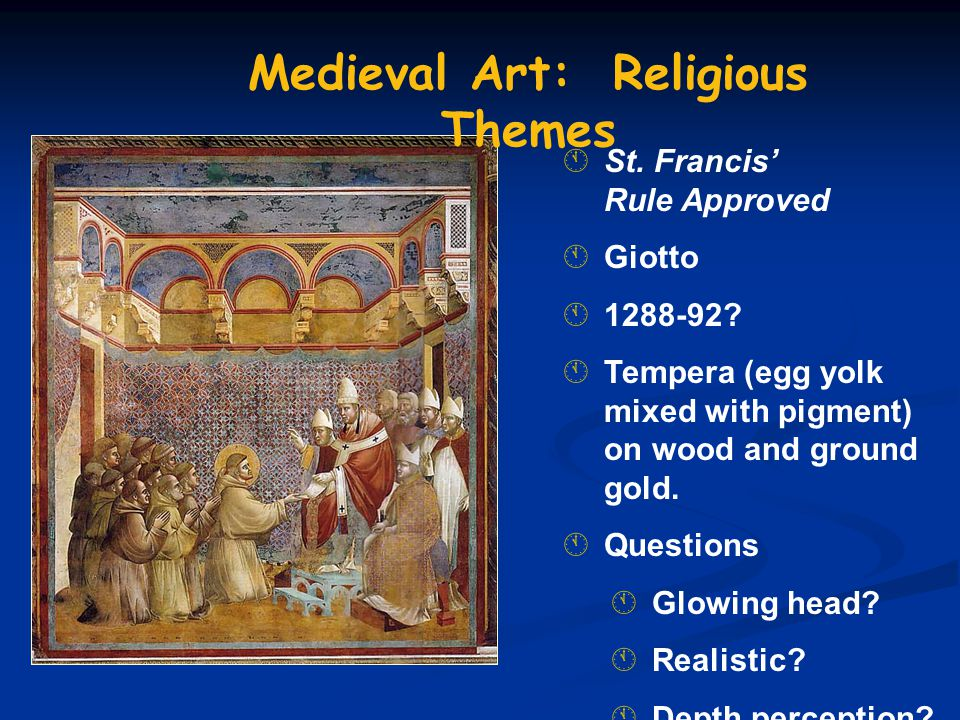  The Epiphany Á Giotto Á 1320 Á Tempera on wood and ground gold.