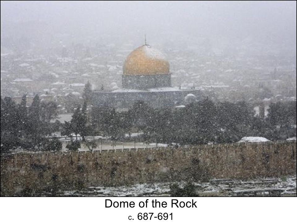 Dome of the Rock c. 687-691