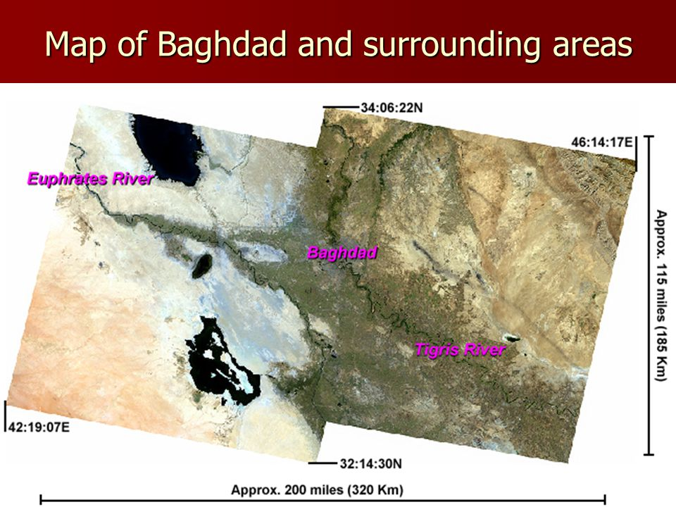Baghdad From the late 700s until the 1200s Baghdad was the capital of the Muslim caliphate Baghdad had more than 1 million people making it one of the