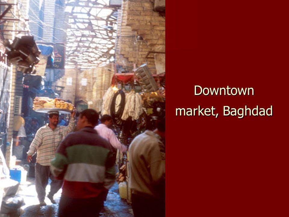Sightseeing in Baghdad