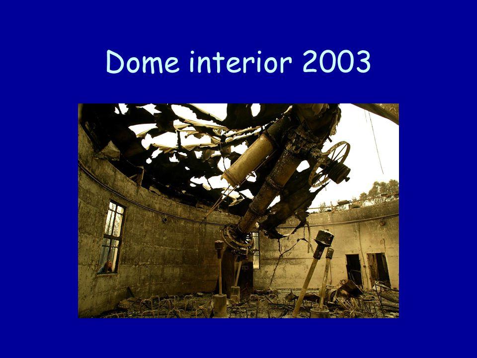 Dome interior 2003
