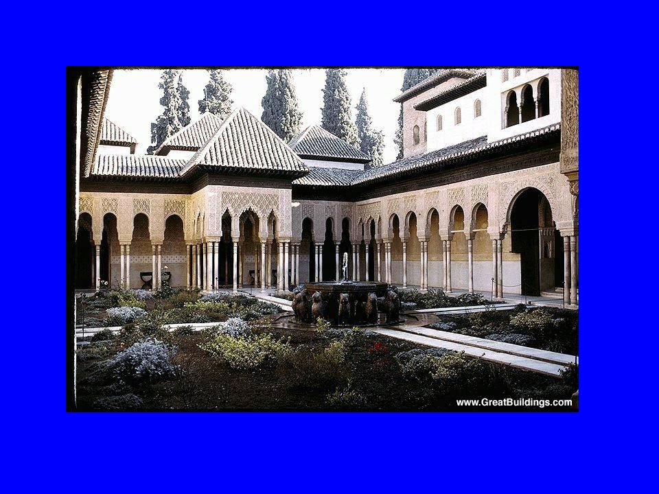 Court of the Lions, the Alhambra