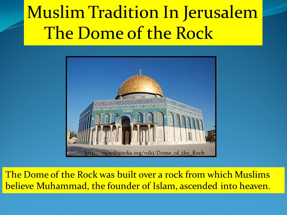 Pilgrimage to Mecca, Saudi Arabia Mecca, Muhammad's birthplace, is the holiest city in Islam.