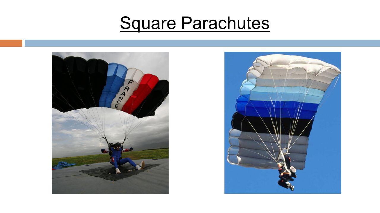 Square Parachutes