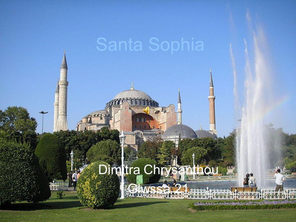 Santa Sophia Dimitra Chrysanthou Glwssa 21