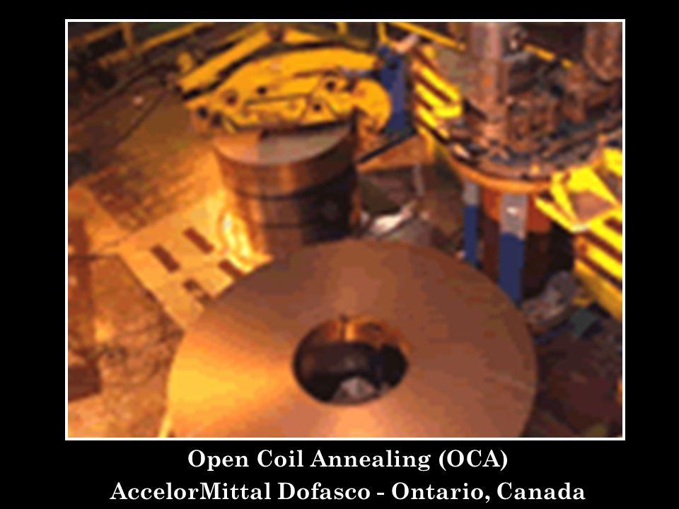 Open Coil Annealing (OCA) AccelorMittal Dofasco - Ontario, Canada