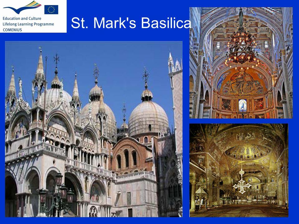 St. Mark s Basilica