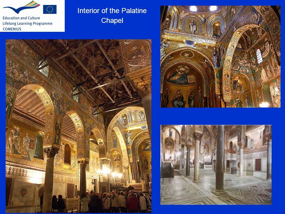 Interior of the Palatine Chapel