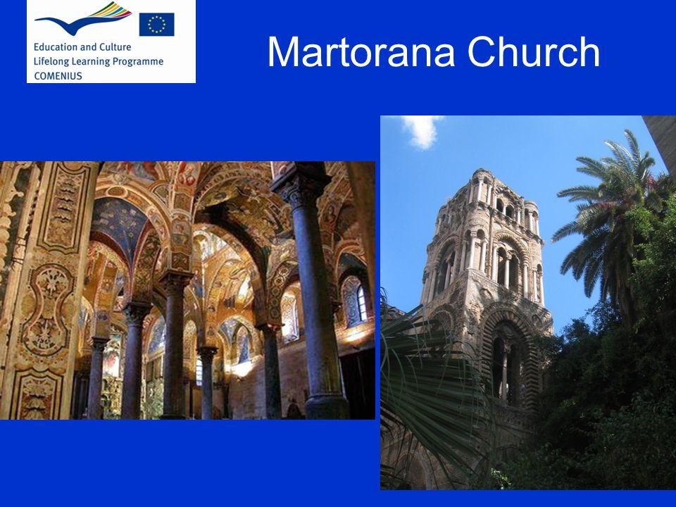 Martorana Church