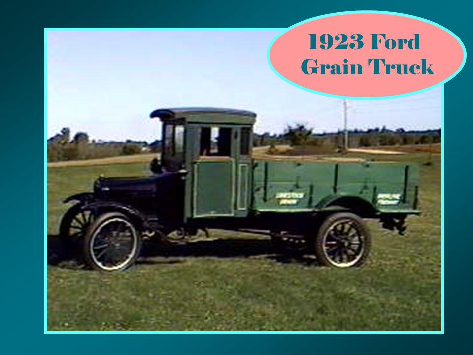 1923 Ford Grain Truck