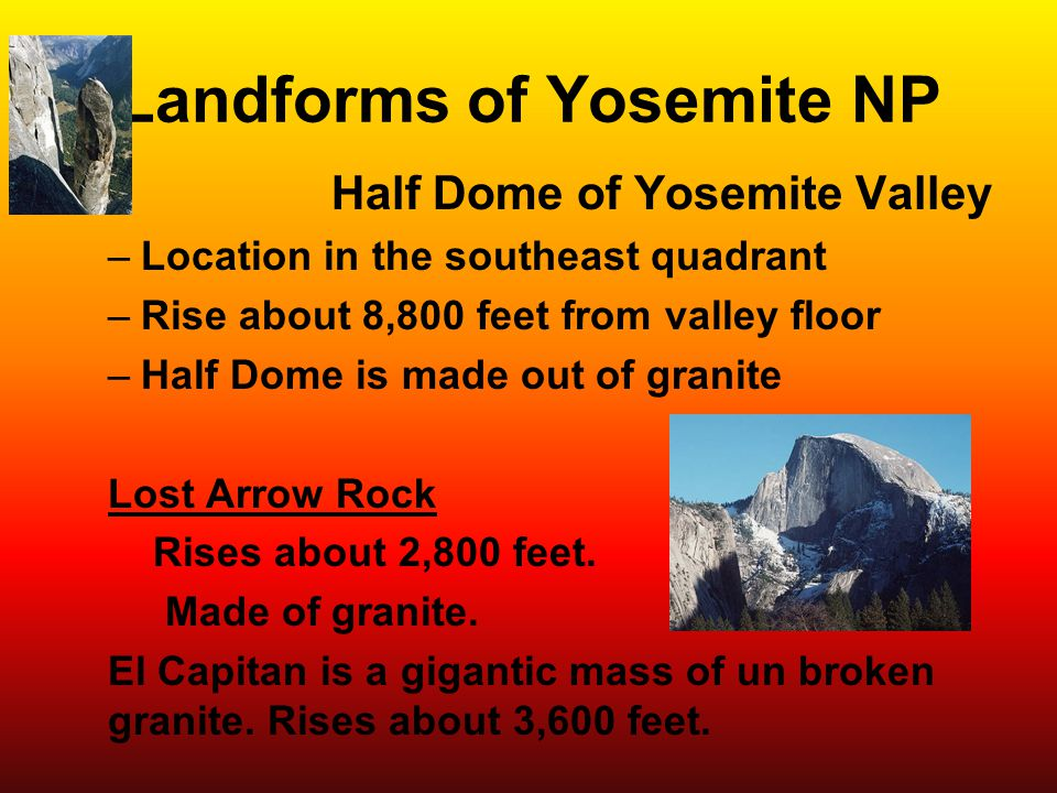 Culture The Ahwahneechee Indians 1.Miwok tribe 2.Lived in Yosemite for more then 7,000 years.