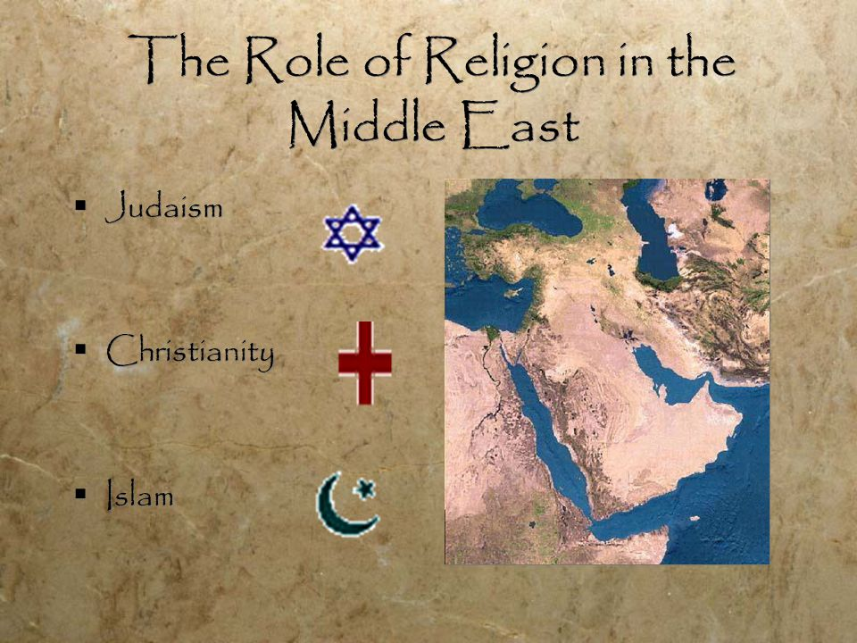  Dominance over the region has shifted from one religious affiliation to another over the years, bringing battles both political and religious that continue to this day.