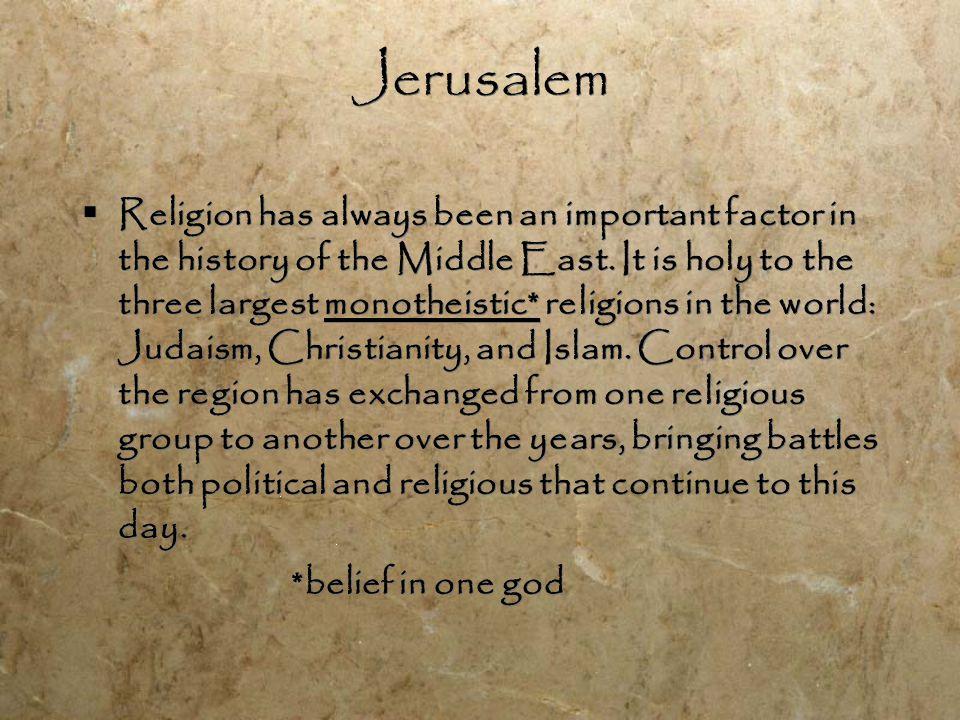 Judaism  1300 B.C.E.