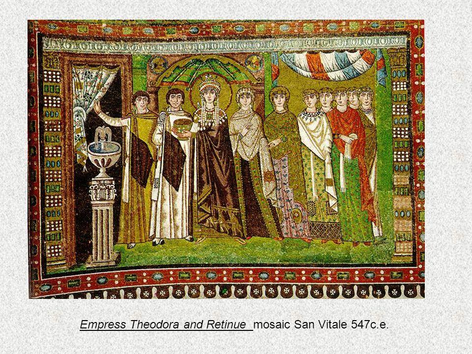Hagia Sophia (Holy Wisdom) 532 - 537 Istanbul formerly Constantinople, Turkey