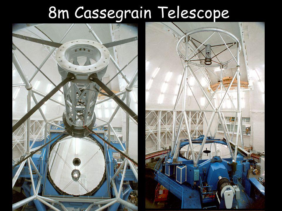 8m Cassegrain Telescope
