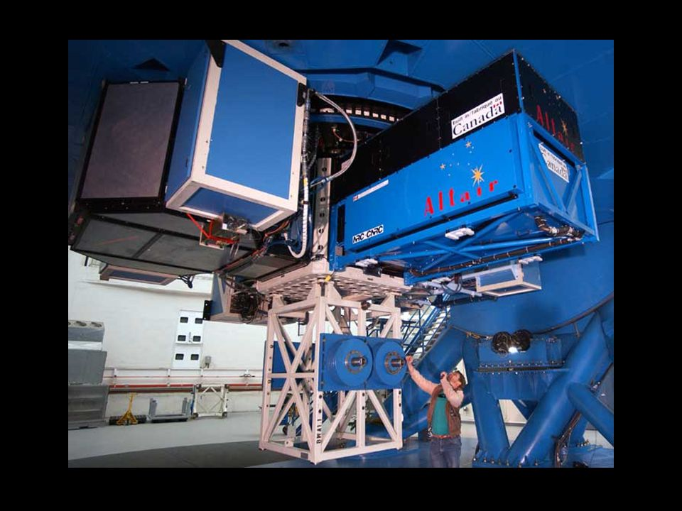 Altair instrument support system