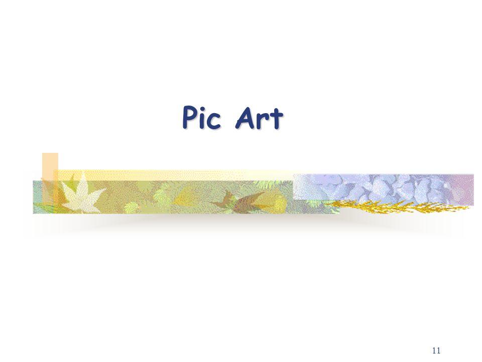 11 Pic Art