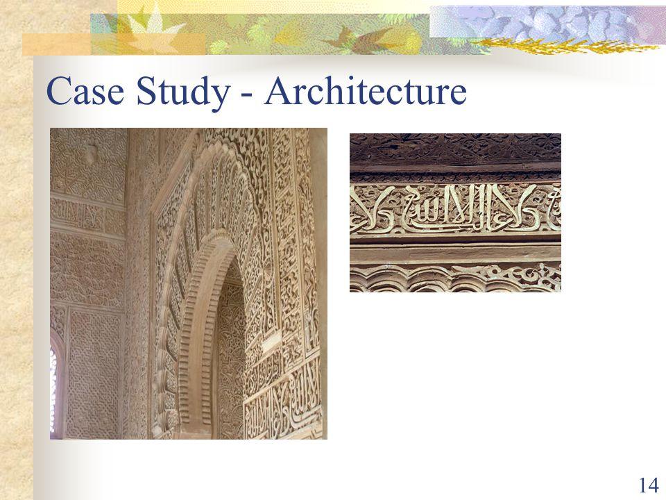 14 Case Study - Architecture