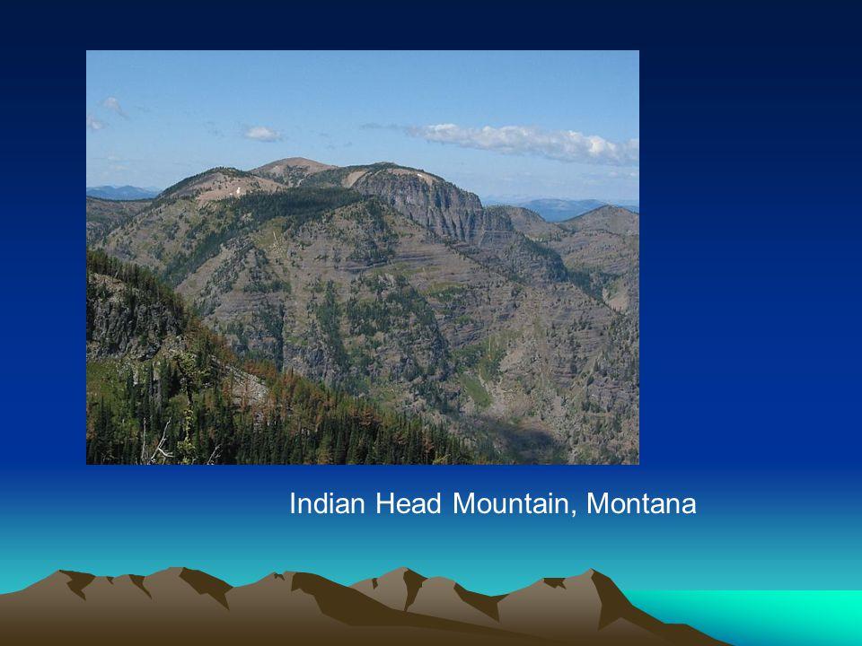 Indian Head Mountain, Montana