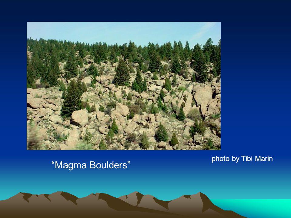 photo by Tibi Marin Magma Boulders