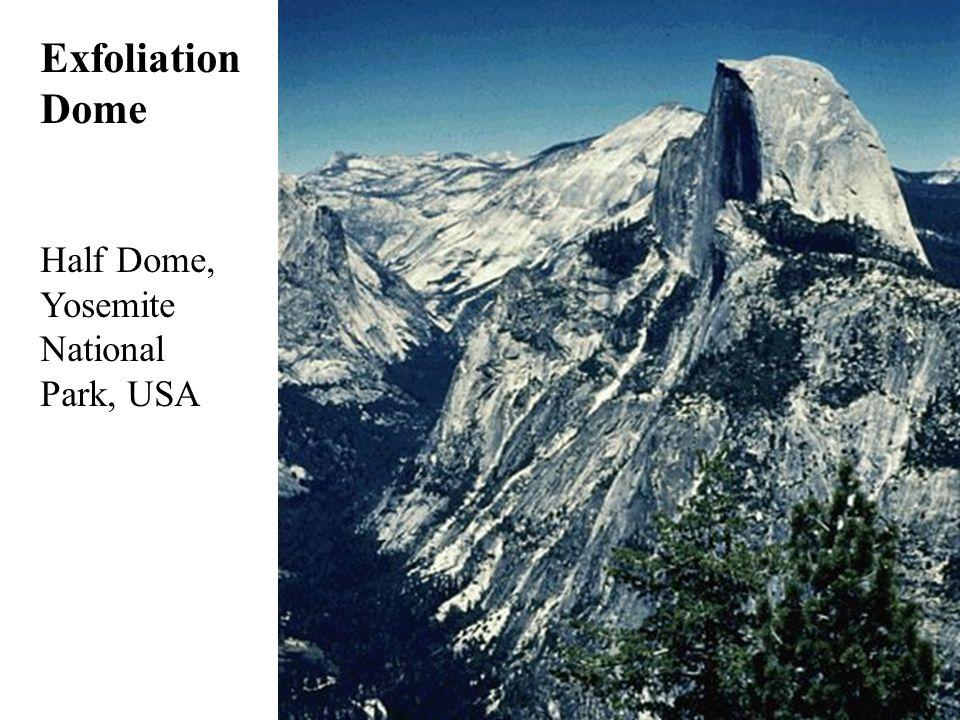 Dome Half Dome, Yosemite National Park, USA