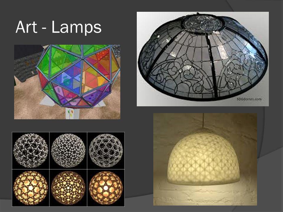 Art - Lamps