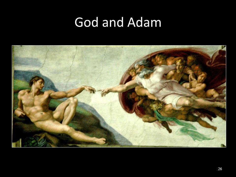God and Adam 26