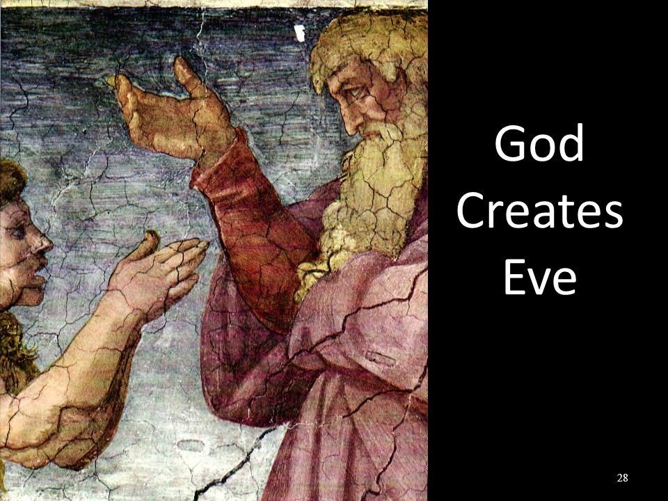 God Creates Eve 28