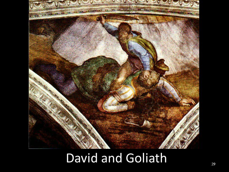 David and Goliath 29