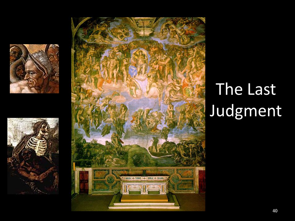 The Last Judgment 40