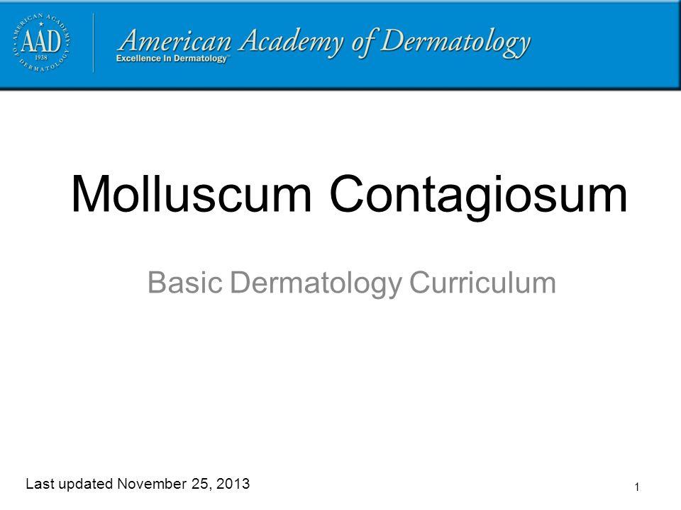 Case One: Question 4  What type of virus causes molluscum contagiosum.