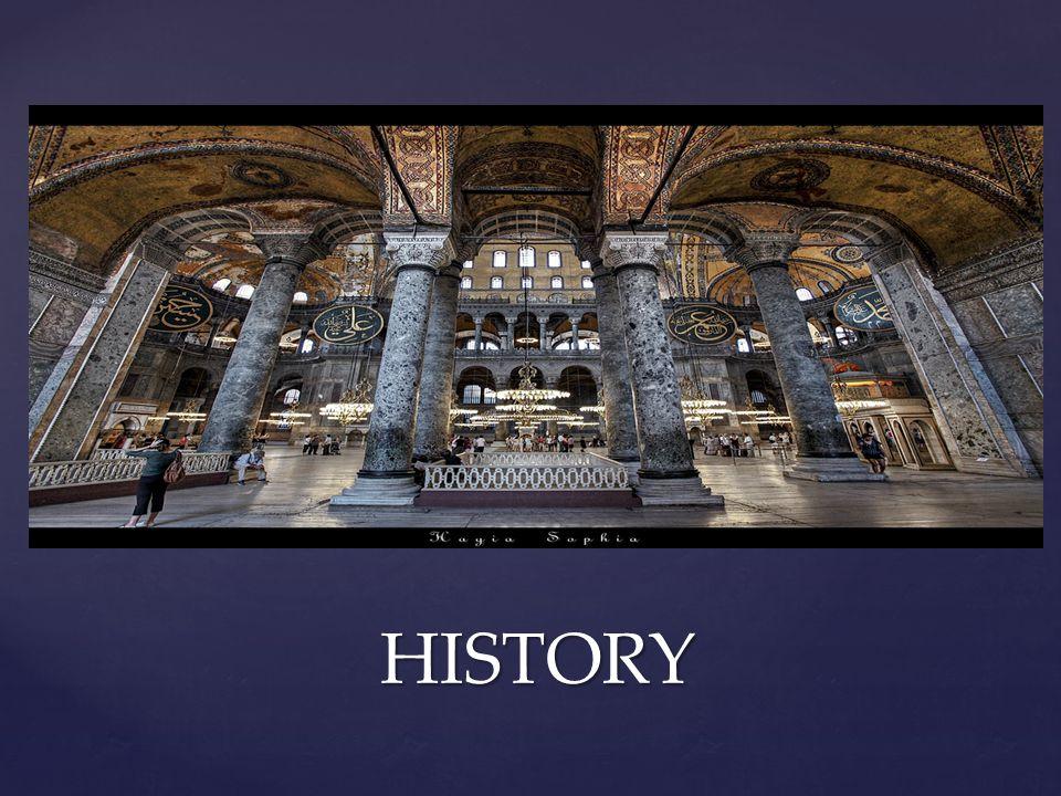 HISTORY HISTORY