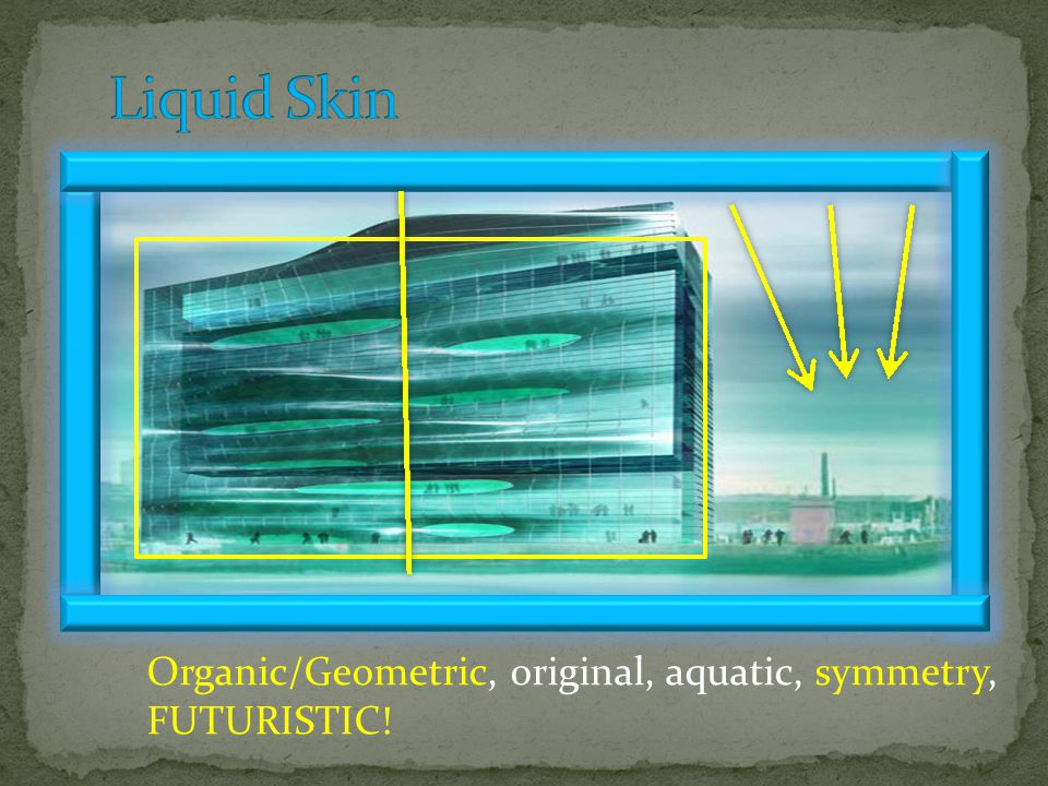 Organic/Geometric, original, aquatic, symmetry, FUTURISTIC!