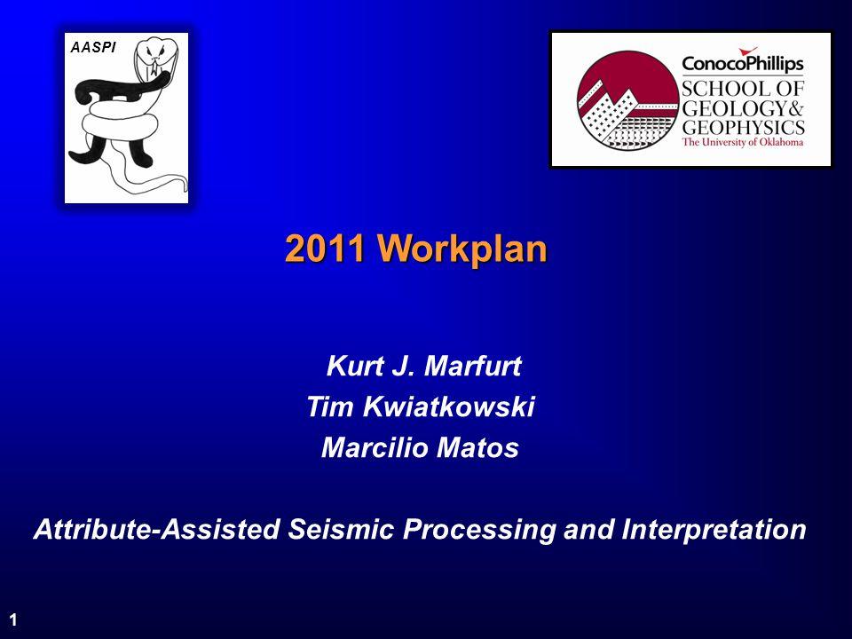 1 2011 Workplan Kurt J.
