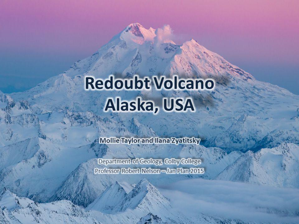 60°29'N 152°44'W 60°29'N 152°44'W 177 km SW of Anchorage 177 km SW of Anchorage few hundred kilometers from ½ of Alaska's population) few hundred kilometers from ½ of Alaska's population)