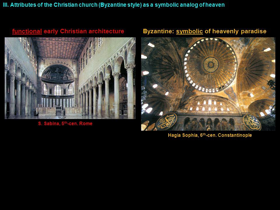 III. B. 2. light Hagia Sophia
