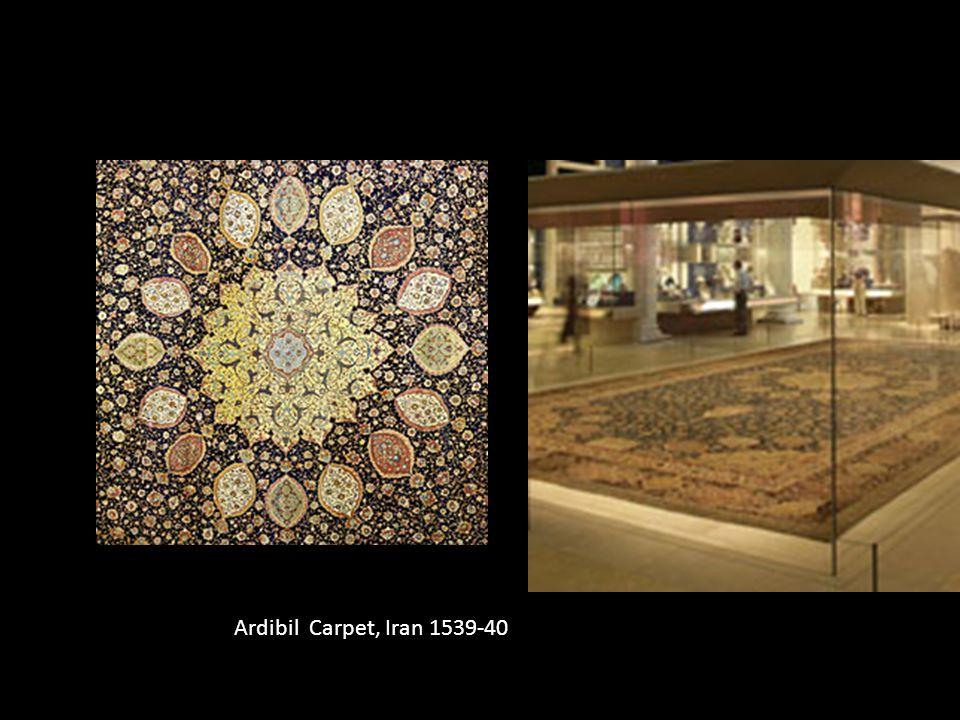 Ardibil Carpet, Iran 1539-40